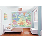 more details on Baby Dino World Wall Mural.