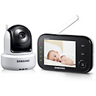 more details on Samsung SEW-3037WP Video Baby Monitor and Pan Tilt Camera.