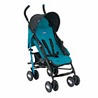 more details on Chicco Echo Pushchair - Turquoise.