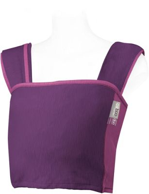 Close Caboo Baby Carrier - Wineberry Twist
