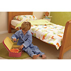 more details on Gro To Bed Cot Bed Bedding Set - Jolly Jungle.