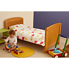 more details on Gro To Bed Cot Bed Bedding Set - Alfred and The Aliens.