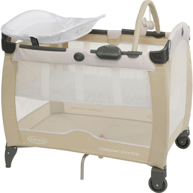 buy graco contour electra travel cot benny and bell at your online shop for. Black Bedroom Furniture Sets. Home Design Ideas