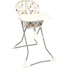 more details on Graco Tea Time Highchair - Hide and Seek.