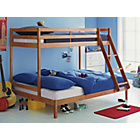 more details on Triple Bunk Bed Frame - Pine.