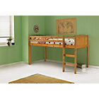 more details on Kelsey Pine Mid Sleeper Bed with Bibby Mattress.
