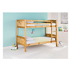 more details on Classic Bunk Bed Frame - Antique Pine.