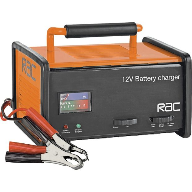 buy rac 6 12v automatic battery charger at. Black Bedroom Furniture Sets. Home Design Ideas