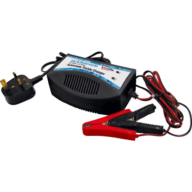 Buy Streetwize 12V Trickle Car Battery Charger at Argos.co ...