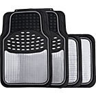more details on Streetwize Set of 4 Urban X Heavy Duty Rubber Mats - Black.