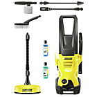 Karcher K2 Premium Home and Car Pressure Washer - 1400W