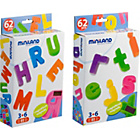 more details on Magnetic Uppercase and Lowercase Letters Set.