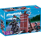 more details on Playmobil 4869 Knights Battering Ram.