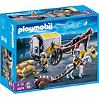 more details on Playmobil 4874 Knights Treasure Transport.