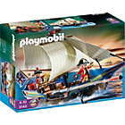 more details on Playmobil 5140 Redcoat Battle Ship.
