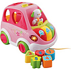more details on VTech Baby Sort and Learn Car - Pink.