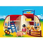 more details on Playmobil 6778 1.2.3. Take Along Barn.