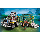 more details on Playmobil 5236 Transport Vehicle with Baby T-Rex.