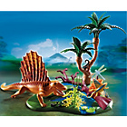 more details on Playmobil 5235 Dimetrodon.