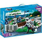 more details on Playmobil 4014 Superset Knights Fort.