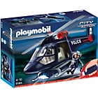 more details on Playmobil 5183 Police Helicopter with LED Spotlight.
