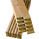 more details on Finnforest Garden Decking Pack - 3.6 x 3.6m.