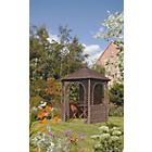 more details on Rowlinson Willow Hexagonal Garden Gazebo.