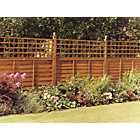more details on Heavy Duty Square Trellis - 1.2m - Pack of 4.