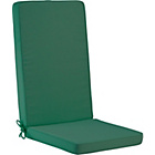 more details on Royalcraft Garden Recliner Cushion - Green.