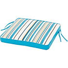 more details on Royalcraft Marina 2 Pack Garden Chair Cushion - Blue.