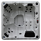 more details on Canadian Spa Co Winnipeg Plug & Play 44 Jet 6 Person Hot Tub