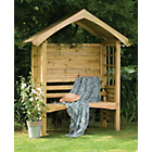 more details on Forest Garden Cadiz 2 Seater Garden Arbour.