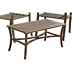 more details on Low Level Garden Table - Steel.