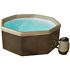 more details on Canadian Spa Company Plug N Play Portable 6 Person Hot Tub.
