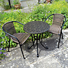 more details on Europa Leisure Fleuretta Bistro Set.