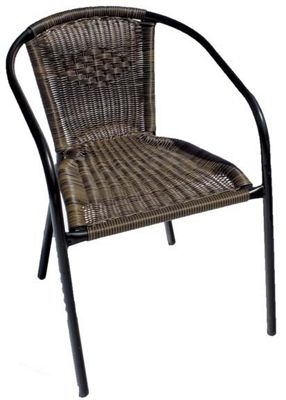 Buy Europa Leisure San Remo Chair Set Of Two Black At