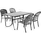 more details on Royal Garden Carlo 4 Seater Patio Furniture Set.