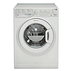 more details on Hotpoint WDAL8640 White Washer Dryer - Del/Recycle.