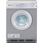more details on White Knight C77AS Condenser Tumble Dryer - Silver.