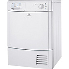 more details on Indesit IDC75 Condenser Tumble Dryer - White.