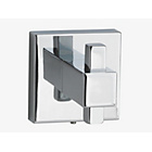 more details on Habitat Everson Robe Hook - Chrome.