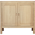 more details on Habitat Radius Dining Storage - Oak.