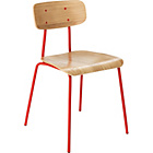 more details on Habitat Hester Red Dining Chair.