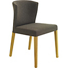 more details on Habitat Valentina Dining Chair - Dark Grey.