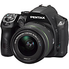 more details on Pentax K-30 DSLR Camera with 18-55mm & 50-200mm Lens -Black.