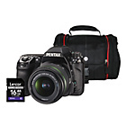 more details on Pentax K 5 II 16MP DSLR Camera Kit.