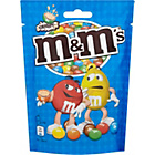 more details on M & M's Crispy Pouch.