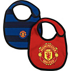 more details on Manchester United FC Boys' Bibs 2 Pack - One Size.