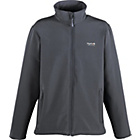 more details on Regatta Men's Grey Bradwell Soft Shell Jacket.