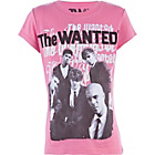 more details on The Wanted Girls' Pink T‑Shirt.